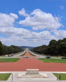 Canberra și Muntele Kosciuszko, Jurnal de fotograf în Australia, Episodul 3