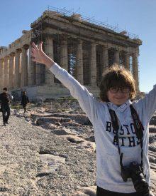 De Anul Nou în Grecia