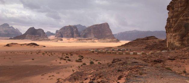 Iordania, visul meu din deșert