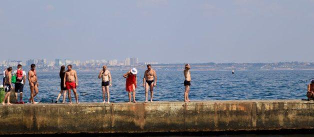 Am fost la Odessa