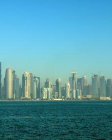 Escală în Qatar